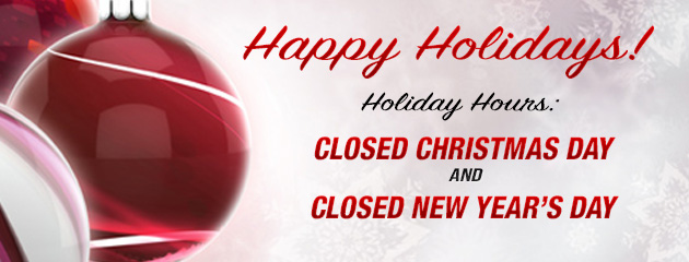 Closed on Christmas