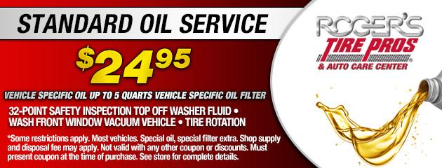 Standard Oil Service