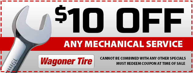 $10 Off Any Mechanical Service