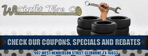 Wright Tire Co Savings