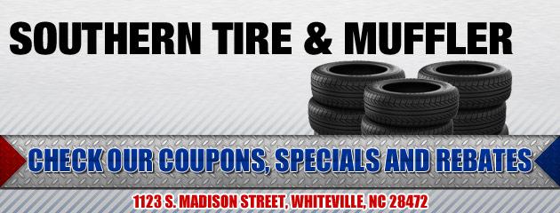 Southern Tire & Muffler Savings