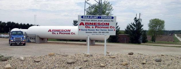 Arneson Oil 12