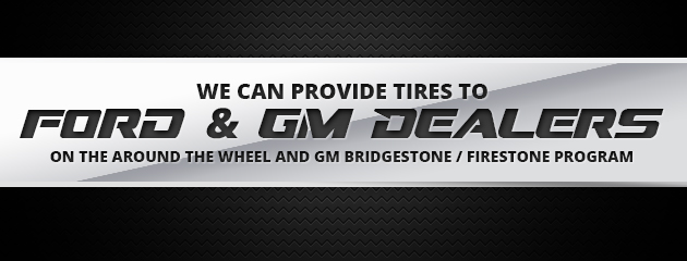 Ford & GM Dealer Tires