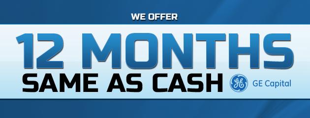 12 Months Same As Cash