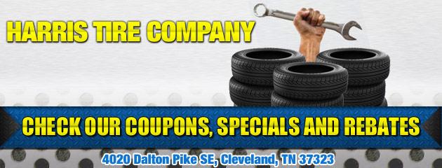 Harris Tire Company Savigns