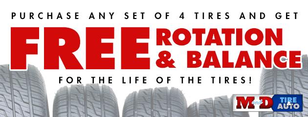 Free Rotation & Balance