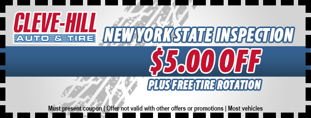 $5 Off New York State Inspection