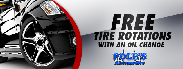 Free Tire Rotations