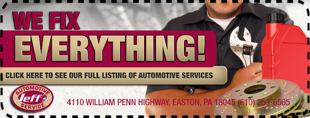We fix everything!