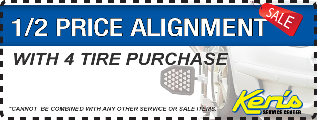 1/2 Price Alignment