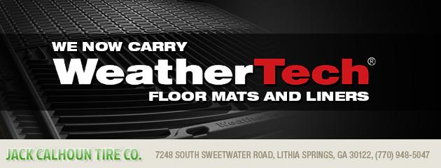 WeatherTech Floor Mats & Liners