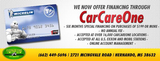 CarCareOne Financing