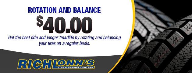 Rotation & Balance
