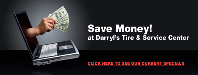 Darryls Tire_Coupon Specials