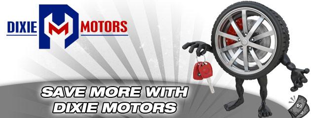 Dixie Motors Savings