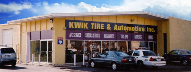 Kwik Tire Picture