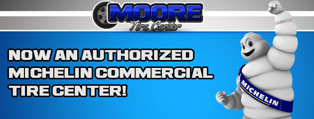 Authorized Michelin Commercial Tire Center