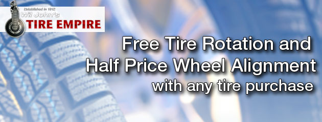 Free Rotation and Half off Alignment