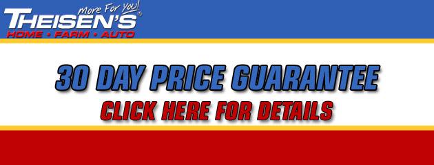 30 Day Price Guarantee