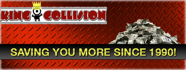 King Collision Savings