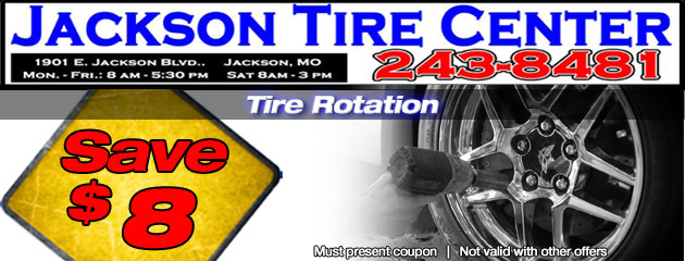 Tire Rotaton