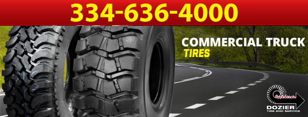 Commercial tires