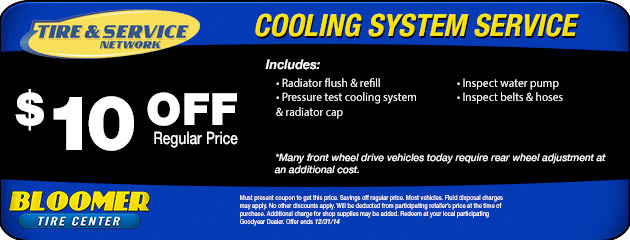 Cooling System Special