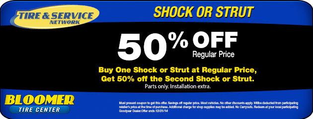 Shock or Strut Special