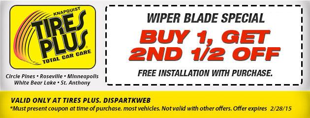 Wiper Blades Special
