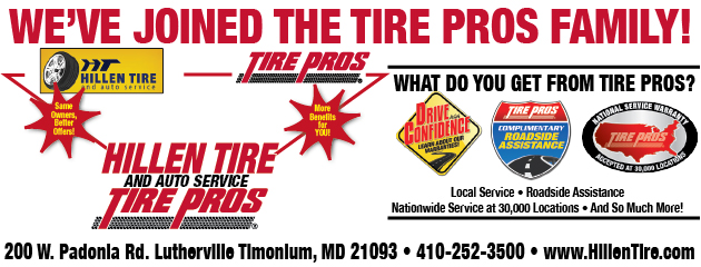 We are now apart of Tire Pros