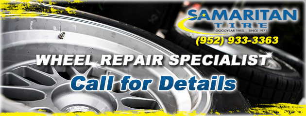 Wheel Repair Specialist