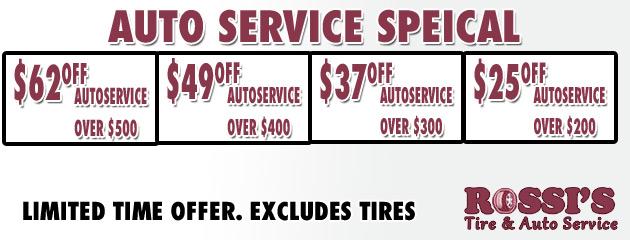 Auto Service Special