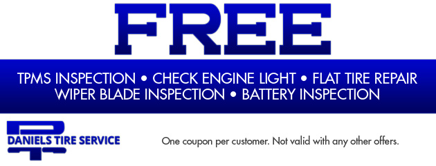 Free Inspection And Repairs