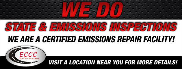 We Do State & Emissions Inspections