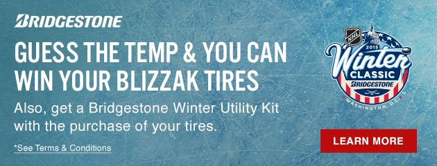 Bridgestone Blizzak Special Canada