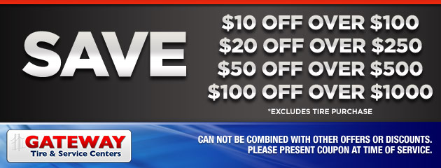 Save up to $100!