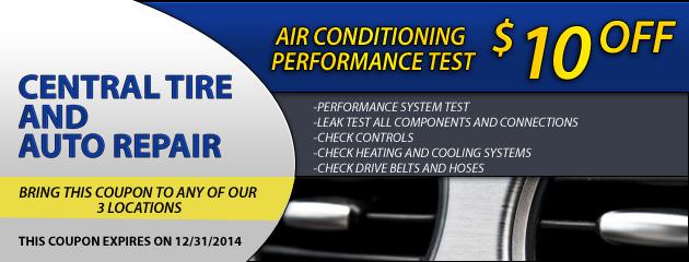 AC Performance Test