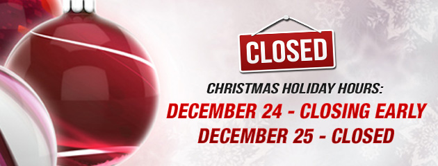 Carko Christmas Holiday Hours