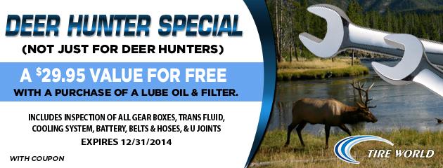 Deer Hunter Special