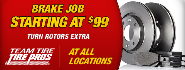 Brake Job - All locations