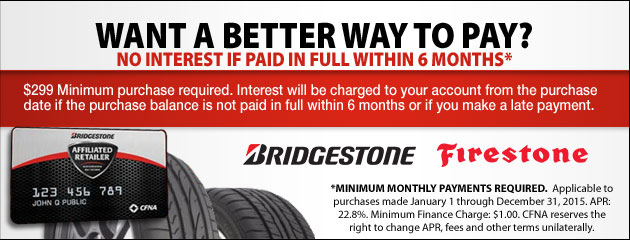 Bridgestone CFNA 2015
