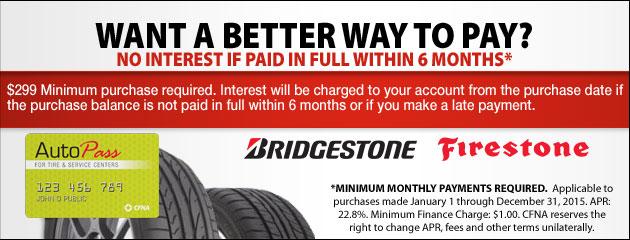 Autopass Bridgestone CFNA