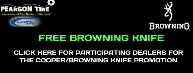 Knife Promo