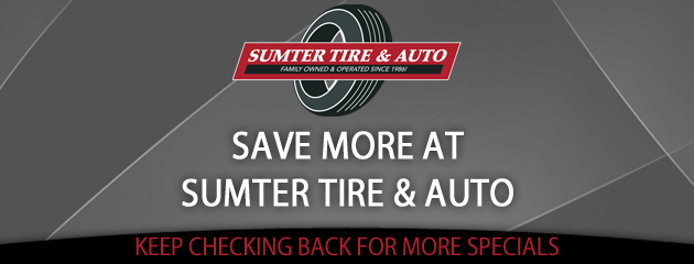 Sumter Tire & Auto_Coupons Specials