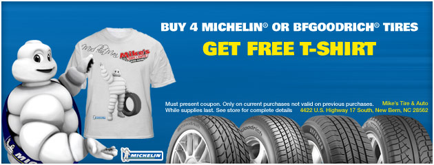 Michelin T-shirt