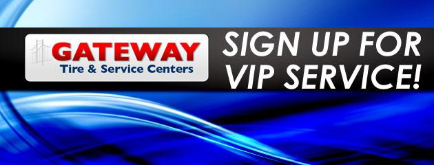 Gateway VIP Service!