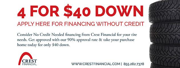 Crest Financing