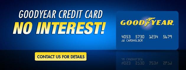Goodyear Card