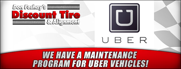 Uber Vehicles