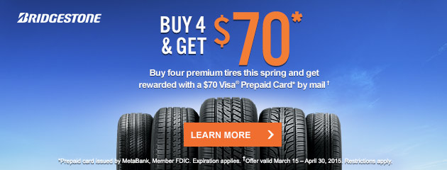 Up To $140 Rebate with 4